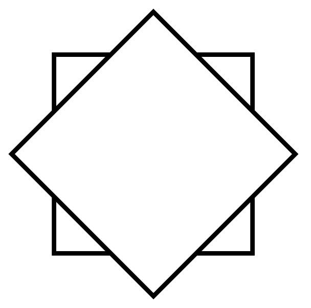 Ромб картинки символ